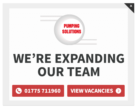 Pumping Solutions UK Ltd Are Expanding!