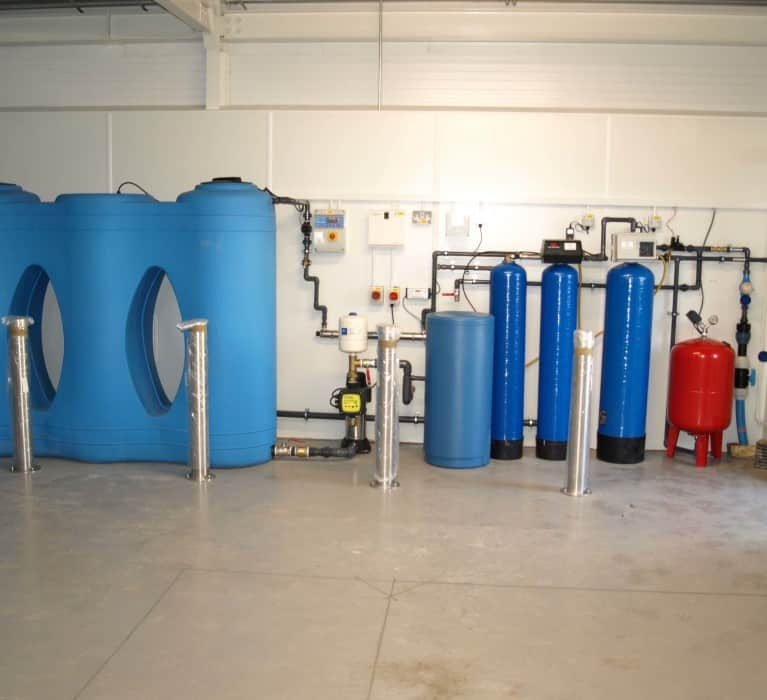 Water Treatment Cylinders