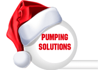 Pumping Solutions Christmas Hat