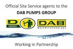 DAB's UK Exclusive Service Agents