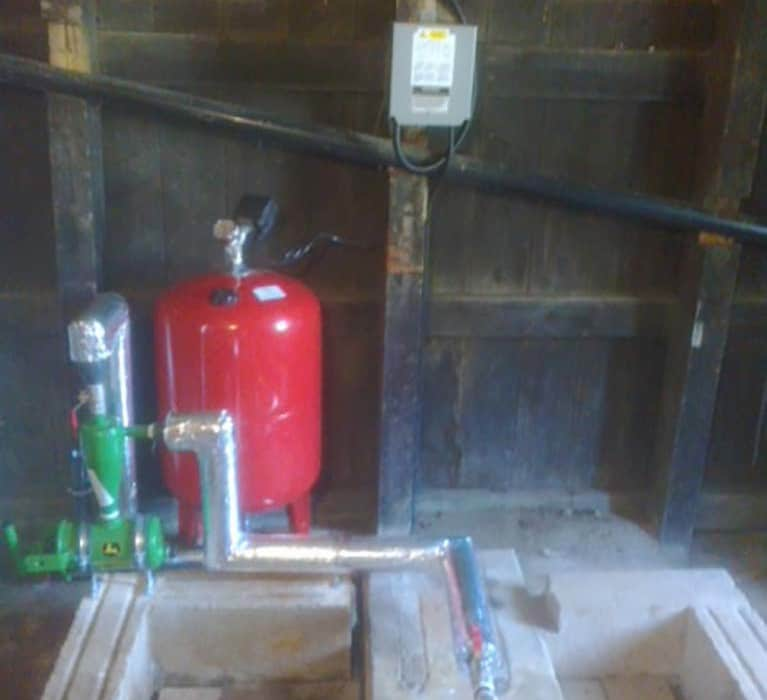 New Domestic Water Pump