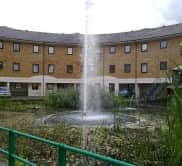 Commercial Water Feature