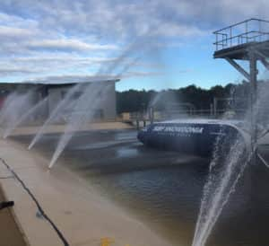surf snowdonia water feature