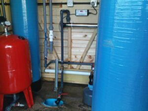 Water Treatment Pump