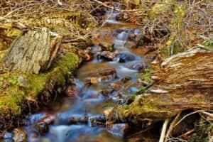 ground water stream